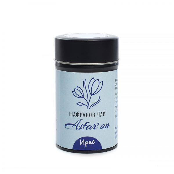 Очен шафранов чай Ирис
